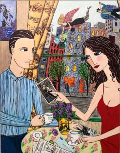 Polly Cook Art